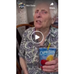How to Spike a Caprisun with grandma