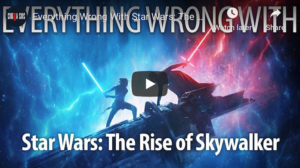 everything wrong with star wars the rise of skywalker